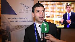 #World_Policy_Conference: Déclaration de Hicham El Habti