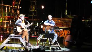 António Zambujo e Miguel Araújo - Don't think twice it's alright @Coliseu dos Recreios