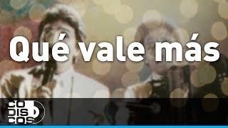 Binomio De Oro - Que Vale Más (Audio)