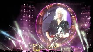 Queen + Adam Lambert - I want to break free (Live at Santiago, Chile, 2015)