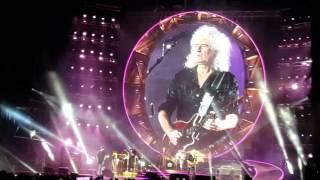 Queen + Adam Lambert - I want to break free (Live at Santiago, Chile, 2015)