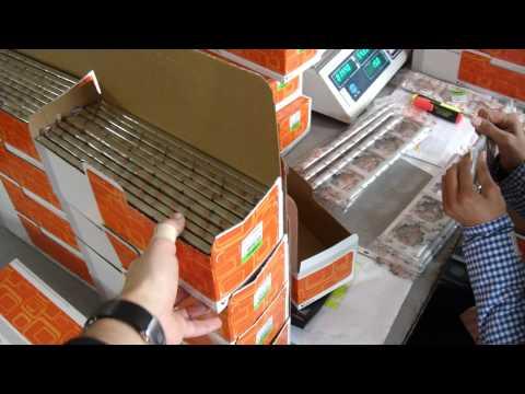 Ambalaj , OPP Bölümü , Paketleme