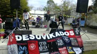 COVER RAMONES - OUT OF TIME