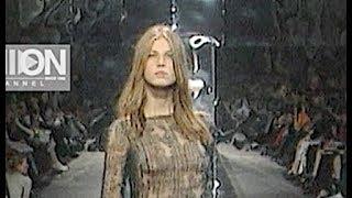 LANVIN Fall 1999 2000 Paris - Fashion Channel