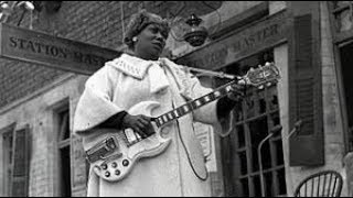 Rosetta Thorpe .. 1964 .. Didn't it Rain .. Blues and Gospel train