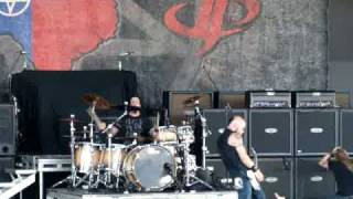 37 Stitches - Drowning Pool - Live in Chicago on July 22, 2009