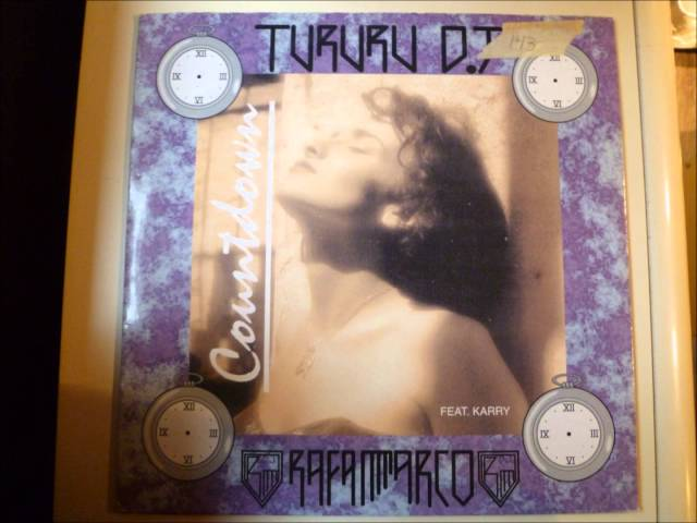 """Canción """"Countdown"""" de Karry y DJ Tururu."""