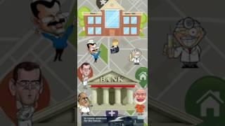 modi surgical strike: black money (Android Game)
