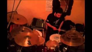 Kolja i smak belog dugmeta-Live aid-drum cover(miki drums)