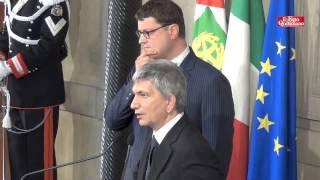 """Vendola: """"Saremo opposizione se sarà governissimo, anche con Renzi premier"""""""