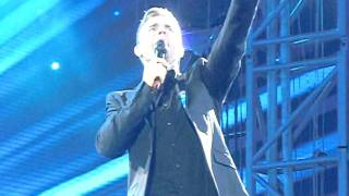 TAKE THAT - Back For Good - Copenhagen 15/07/2011