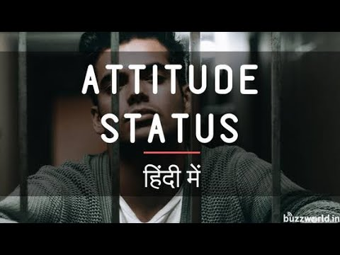 Download thumbnail for Boys Attitude Whatsapp Status | Attitude