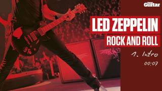 Guitar Lesson: Led Zeppelin 'Rock And Roll' -- Part One -- Intro (TG215)