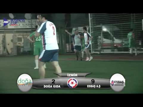 Doğa Gıda   Esbaş Business Cup İzmir HD