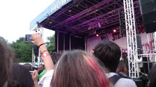Beirut - The Concubine at McCarren Park 6/17/11