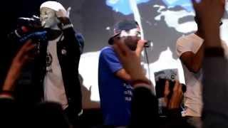 Hip Hop Sou Eu Live Sessions 1ºEdição