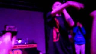 The Chemodan - Круги под глазами (Live 03/06/2011)