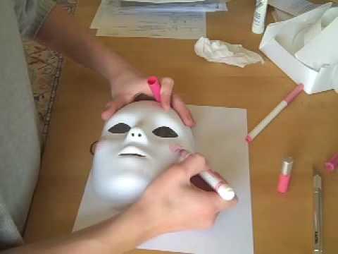 Fxe V For Vendetta Mask