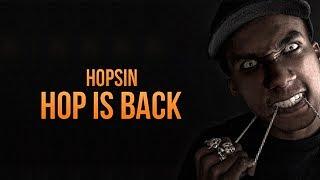 Hopsin - Hop Is Back | Lyrics On Screen