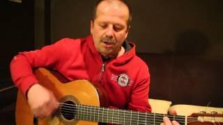 Barka- ukochana piosenka papieża Jana Pawła II, wersja na gitarze