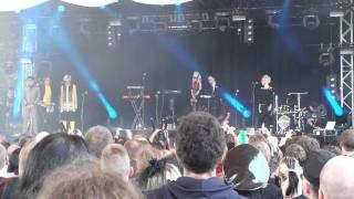 Funkhausgruppe (Hertzinfarkt) - Wir trauen uns was (Amphi Festival 2011) | SCHWOBBES