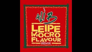 Ali B ft Yes-R & Brace - Leipe Mocro Flavour (HQ)