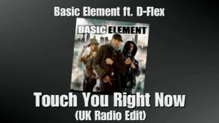 Touch You Right now (UK version!!) - Basic Element [DL link!]