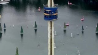 Passengers stuck on SeaWorld Sky Tower ride