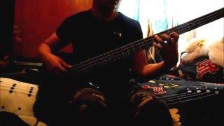 Confidente de secundaria (Teen tops bass cover)
