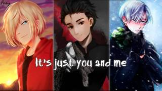 「Nightcore」→ Side To Side (Switching Vocals) || Yuri On Ice