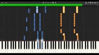 [MIDI] Tristam - The Vine