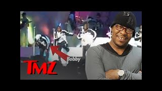 It's New Edition Featuring Bobby Brown!! | TMZ