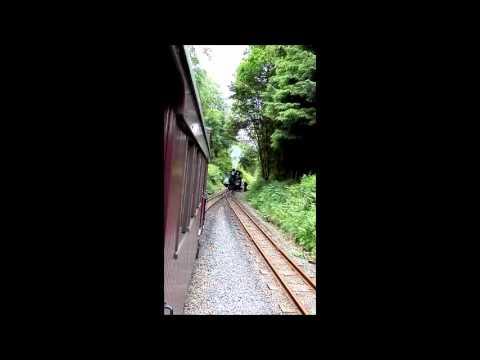 Brecon Mountain Railway Coupling