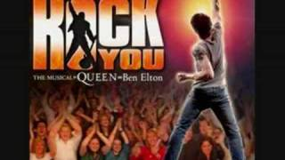 Musical - We Will Rock You ( Another One Bites The Dust )
