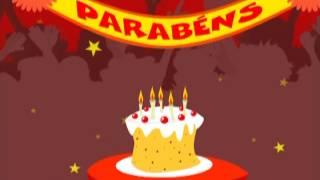 Parabéns | Jardim de Infância Vol. 1