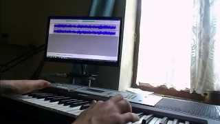 Bronski beat~Smalltown Boy piano cover