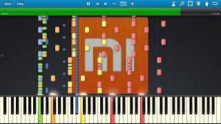 XIAOMI MI RINGTONE SYNTHESIA REMIX
