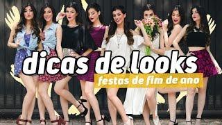 DICAS DE LOOKS FESTAS DE FIM DE ANO - FOREVER 21