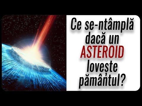 Ce se-ntâmplă dacă un ASTEROID lovește pământul?