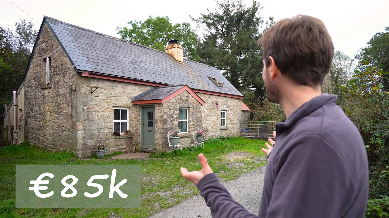 Exploring Ireland | Dream Cottages For Sale | Land Of The Spring Well