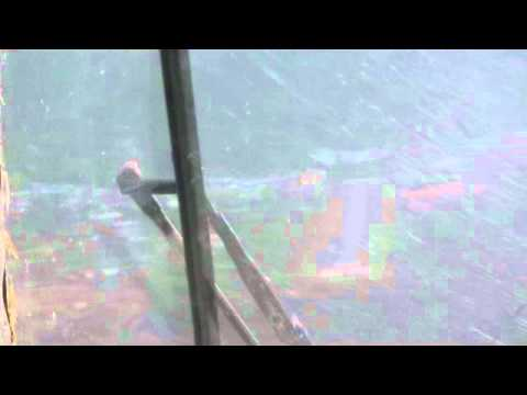 Mera, Nepal 2010 – Flight to Lukla – Landing