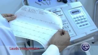 Eletrocardiógrafo ECG - Bionet - CardioCare 2000