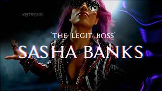 Sasha Banks 3rd Custom Entrance Video (Titantron) (ft. Snoop Dogg and Raven Felix)