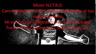 Back Again Nitro Con Testo (Rap&Testo)