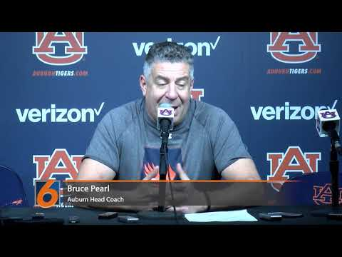Bruce Pearl Ole Miss Preview