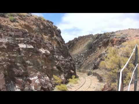 """Train"" trip up Hex River Railway Pass – Part 1"