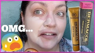 WORLDS MOST FULL COVERAGE FOUNDATION?!   WTF?! width=