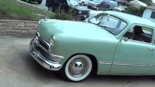 1950 Ford Business Coupe the Shoebox Ford