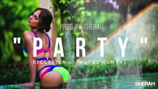 """ Party "" Reggaeton Beat Instrumental  ( Prod by Gherah )"