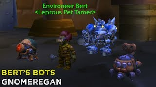 Bert's Bots - Quest - World of Warcraft